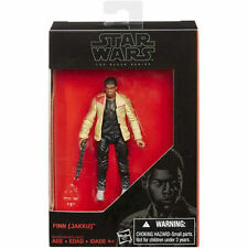 HASBRO STAR WARS BLACK SERIES FINN JAKKU MINI ACTION FIGURE NEW