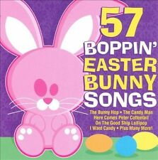 57 Boppin Easter Bunny Songs by Various Artists
