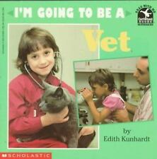 I'm Going to Be a Vet (Read with Me Cartwheel Books (Scholastic Paperback))