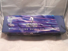STAR TREK CCG SECOND 2ND ANTHOLOGY SEALED FACTORY SET