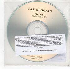 (FS397) Sam Brookes, James - 2014 DJ CD