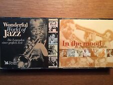 Jazz Swing READERS Digest [2x 5 CD Box] Glenn Miller Duke Ellington Count Basie