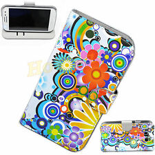 Flip Stand Pouch Leather Wallet Skin Case Cover For Samsung Galaxy S3 III i9300