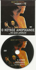 THE QUIET AMERICAN - DVD - MICHEAL CAINE