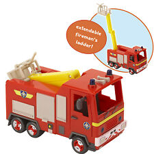 Fireman Sam Vehicles; Fire Engine Jupiter NEW