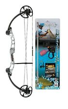 New Cajun Archery Sucker Punch 50# RH Bowfishing Bow w/ AMS Retriever Pro Kit