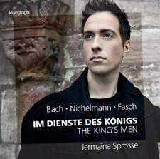 Im Dienste des Königs von Jermaine Sprosse (2014) CD  NEU / VERSIEGELT  / SEALED
