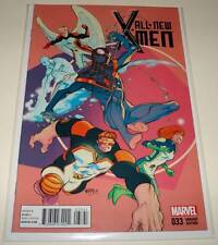 ALL-NEW X-MEN # 33  Marvel Comic Dec 2014 NM 1:15 Ferry SPIDER-MAN VARIANT COVER