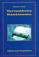 VERSUNKENE KONTINENTE - Lemuria Buch mit David Hatcher Childress