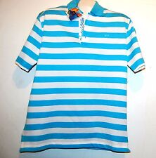 Paul&Shark Yachting AUTHENTIC Stripes Men's Cotton Italy Polo T-Shirt Sz XL $299