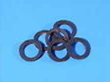 15MM HEP20 FLAT TAP CONNECTOR WASHERS-RUBBER PK OF 20 HX58/15