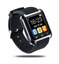 NEW U80 Bluetooth Sport Smart Watch Phone Mate Waterproof For Android Samsung US