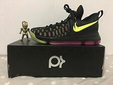 nike zoom KD 9 kevin durant unlimited multicolor flyknit 843392 999