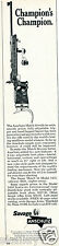 1967 Savage Anschutz Match 54 Model 1413 Bolt Action Rifle Gun Print Ad