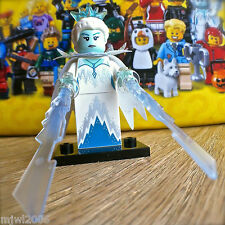 LEGO 71013 Minifigures SERIES 16 ICE QUEEN #1 SEALED Collectible Minifigs Snow