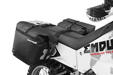Enduristan Monsoon 3 Soft Panniers Adventure Touring Enduro Motorcycle Luggage