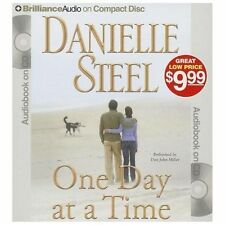 ONE DAY AT A TIME bestselling audio book on CD by DANIELLE STEEL - FREE SHIPPING