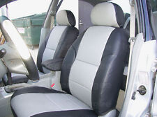 CHEVY IMPALA 2006-2010 IGGEE S.LEATHER CUSTOM FIT SEAT COVER 13 COLORS AVAILABLE