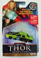 "THOR Avengers Assemble Marvel Studios ""Loki (Police Car)"" Die Cast Car"