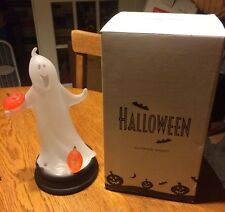 Avon 2002 Halloween Glowing Ghost Lighted Color Changing w/Box & Packaging NEW