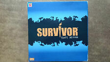 SURVIVOR TRUST NO ONE GIOCO DA MATTEL 2001