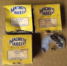 New Old Stock Marelli S69/30A Fiat 9903363 Distributor Points With Mounting L/H
