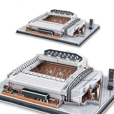LIVERPOOL ANFIELD FOOTBALL STADIUM GROUND REPLICA MODEL PUZZLE