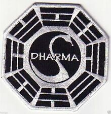 LOST ecusson logo Dharma Initiative Station Swan Dharma station patch