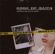 EDGE OF DAWN Borderline Black Heart CD 2007