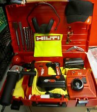 HILTI TE 6-A36 DRILL, FREE BITS & GRINDER, MADE IN GERMANY, DURABLE, FAST SHIP
