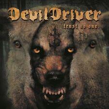 Trust No One [+2 Bonus Tracks] DEVILDRIVER  CD ( FREE SHIPPING )
