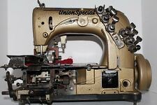 UNION SPECIAL 54400  3 Needle  6 Thread Chain Stitch Sewing Machine Head Only