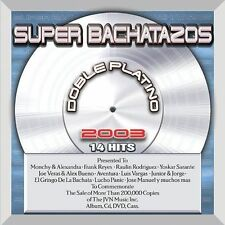 Super Bachatazos 2003 by Various Artists (CD, Jul-2002, Sony Music Distribution
