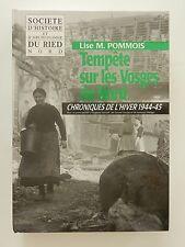 Lise M Pommois Tempete sur les Vosges du Nord Du Ried Societe D´Histoire