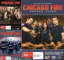 Chicago Fire : SEASONS 1 2 3 : NEW DVD