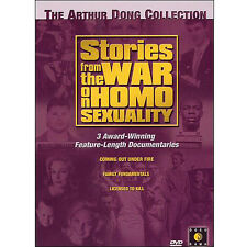 The Arthur Dong Collection Stories from the war on Homosexuality Sealed!