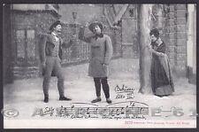 LA BOHEME 06 GIACOMO PUCCINI OPERA LIRICA MUSICA Cartolina circa 1900 ALTEROCCA