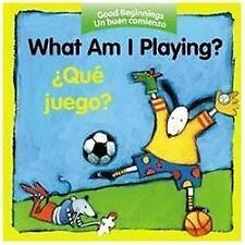 Good Beginnings: Qué Juego? (2004, Board Book)