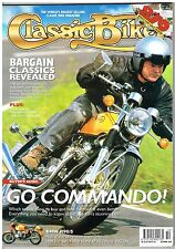 CB Oct 2003 Matchless G50CSR BMW R90S Norton Commando Tribsa NSU 501 OSL