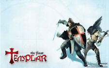 The First Templar PC Special Ed Steam Code Key NEW Download Game Fast dispatch!