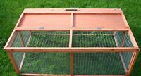 RABBIT GUINEA PIG RUN CAGE SHELTERED FOLDING COLLAPSIBLE READY ASSEMBLED RUNS