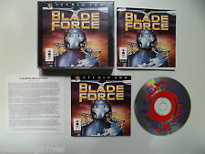 PANASONIC 3DO GAME BLADE FORCE B CHECKED AND TESTED IN CONSOLE