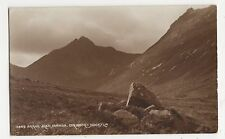 Arran, Glen Sannox, Cir Mhor Judges 11489 Scotland Postcard, A902