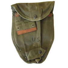 US AMERICAN ARMY M56 SHOVEL COVER GREEN - ORIGINAL