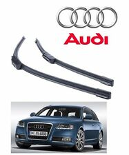 """AUDI A6 S6 /4F C6/ 2004-2012 Front Wiper Blade Aero Set 22""""+22"""" Made in Germany"""