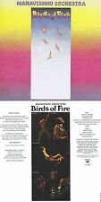 "Mahavishnu Orchestra ""Birds of fire"" 10 Songs! Von 1973! 1A-Rockjazz! Neue CD!"