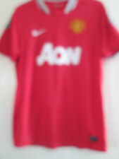 Manchester United 2012-2013 Home Football Shirt Large /40237