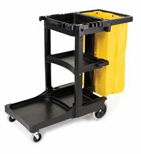 Rubbermaid Janitor / Cleaners Trolley/Cart
