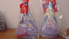 16 Cone Party HATS Kids Birthday Party Favors Supplies SKY DANCERS FAIRIES PH11