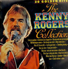 "12"" Kenny Rogers With The First Edition Collection (Rubin James) 80`s Masters"